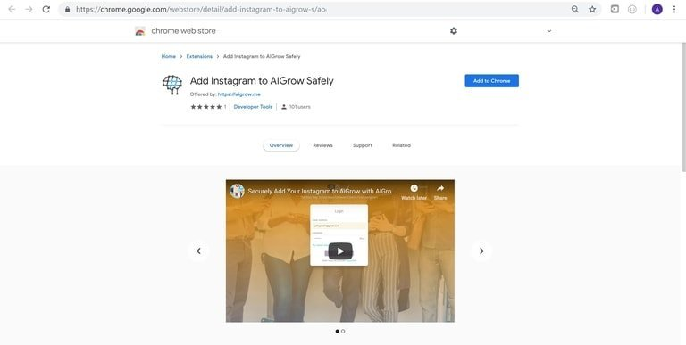 AiGrow Review: Instagram Bot + Engagement Groups