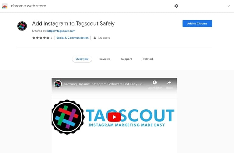 TagScout Review: All In One Instagram Growth + Pods Service