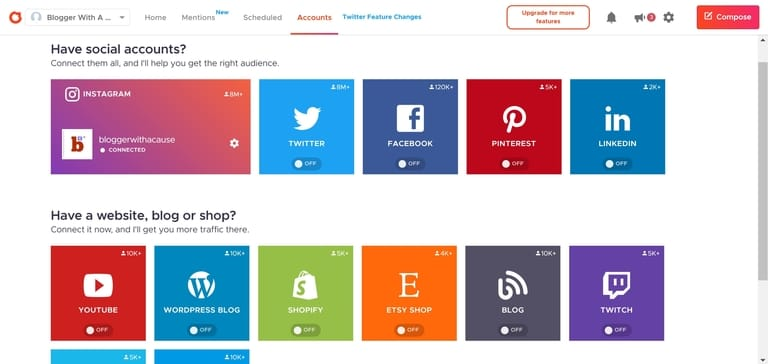 Crowdfire Review Crowdfire Coupon Crowdfire Discount
