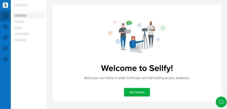 Sellfy Kickoff
