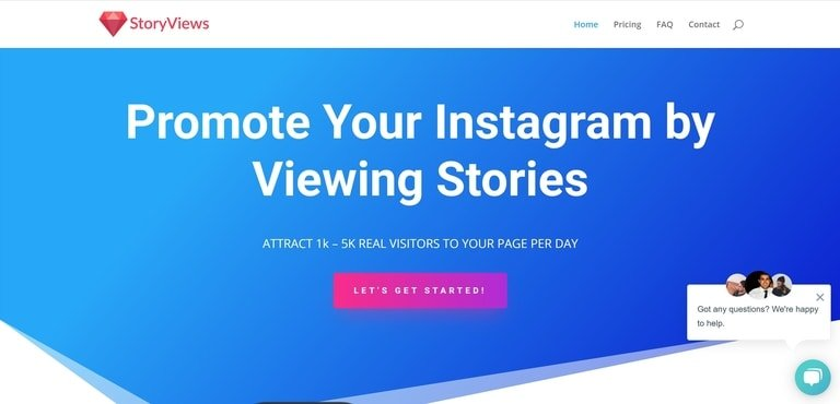 storyviews.io