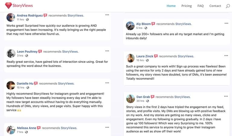Story Views.io Review